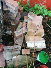 Old bricks for free