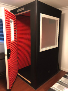 Recording Booth For Sale