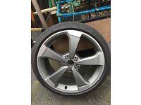 AUDI RS3 8v 2016 alloy wheel