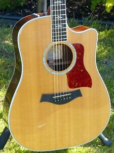 2006 TAYLOR 810ce Acoustic/Electric