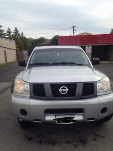 2004 Nissan Titan Xe 2wd