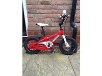 Specialized Hotrock red 12 coaster bike