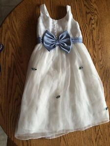 Size four flower girl dress Alfred Angelo London Ontario image 2