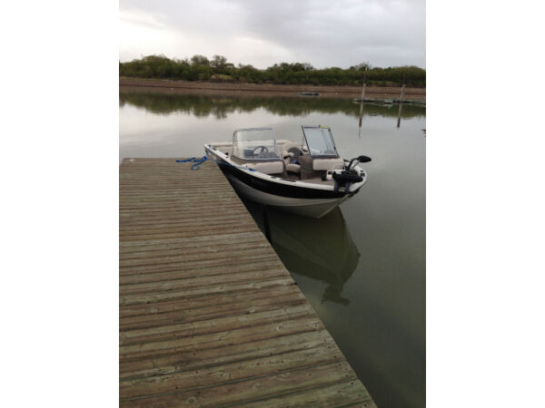 Used 2008 Crestliner 1800 Super Hawk