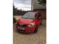 Vauxhall Agila 2010 1.2 47000 miles