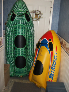 Two  Water Towables,  $60. ea. or both for $100,
