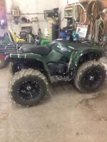2011 700cc grizzly