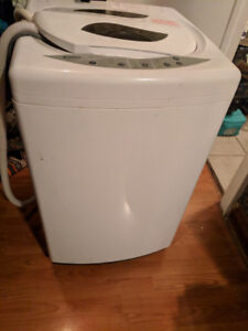 In well kept condition laundry washer and dryer up for grabs
