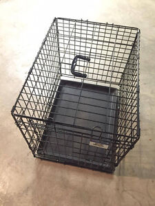 "Small Wire ""Pet Lodge"" Crate like new"