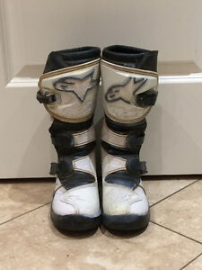motocrose boots