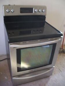 Kitchenaid stainless convection oven -  deliv avail