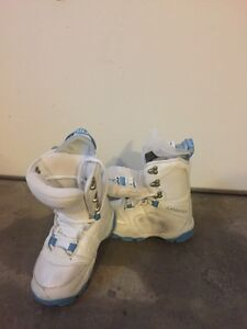 Firefly Snowboard boots - Girls Size 1