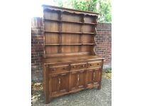 Ercol Welsh dresser stunning * delivery poss