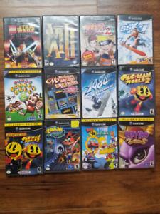 Gamecube games $20 each