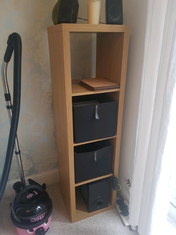 best website 049a4 d2ddd IKEA Kallax Freestanding Shelves | in Reading, Berkshire | Gumtree