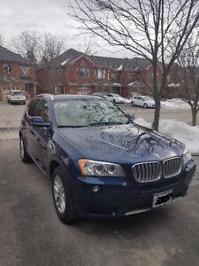 2013 BMW X3 28i Xdrive with Warranty