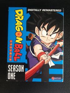 Dragon Ball Season 1 and 2