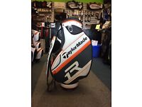 """TAYLORMADE R1 TOUR BAG VERY GOOD CONDITION 10.5"""" TOP DIAMETERS"""
