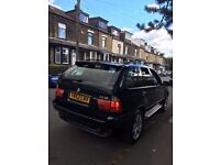 BMW X5 FOR SALE 52 PLATE BARGAIN