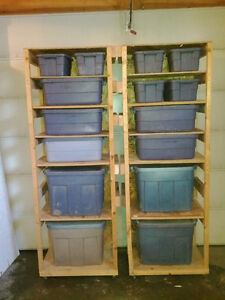 Shelving, Sea Can or Shop