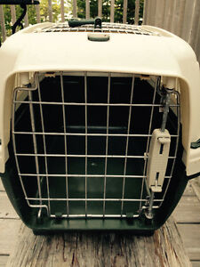 Two 'Medium Size Pet' Pet Carriers