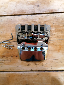Rickenbacker bass bridge