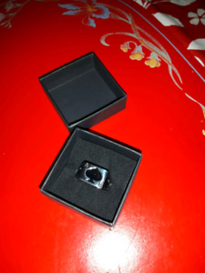 316l stainless steel size 8 ring