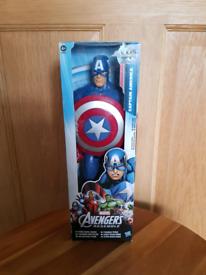 New captain America toy