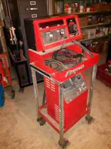 SNAP-ON DIGITAL BATTERY & ALTERNATOR TESTER plus CHARGER. Windsor Region Ontario image 1