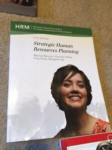 Strategic human resources planning 5th edition