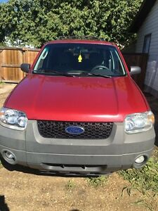 2007 Ford Escape XLT all-wheel-drive
