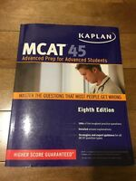 Kaplan Advanced Prep for Advanced Students