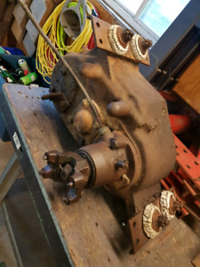 Np205 ford drivers side drop divorced transfer case