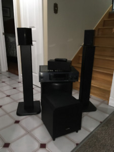 High Quality (wired) Surround Sound System