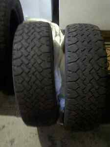 4 Winter Tires--185/65R/15 West Island Greater Montréal image 2