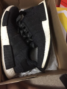 Adidas NMD R1 - Black Reflective - Size 11 - Champs Exclusive