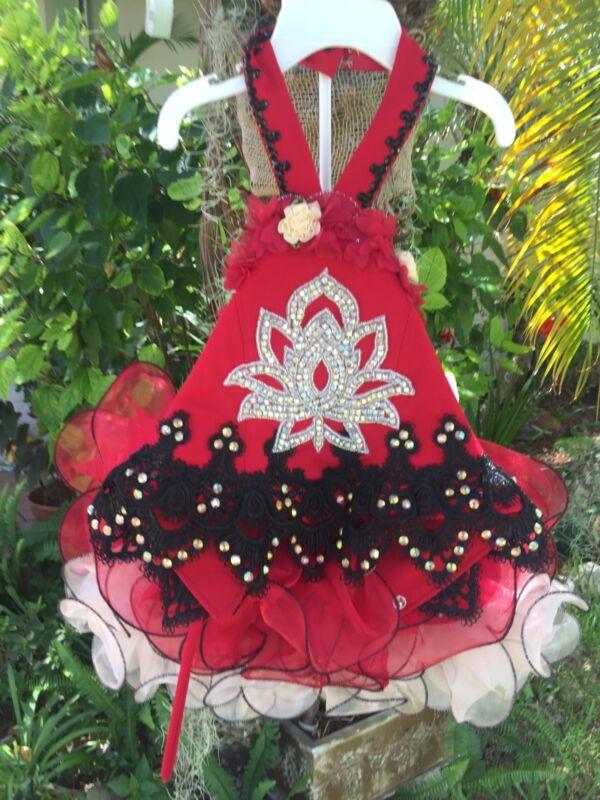 Pageant Dress ( Cupcack sz 2/3t slim 4 )