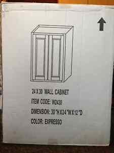 24 x 30 Kitchen Cabinet