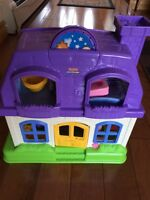 Fisher Price Happy Sounds Home.  New Condition