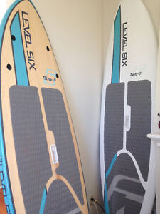 2 SUP boards for sale - great condition