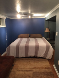 Basement Bachelor in a Family Home - $750 - Avail June 1
