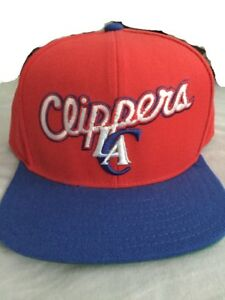 New Adidas LA Clippers Adjustable Hat