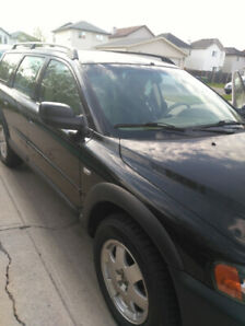 Selling my 2002 Volvo V70 XC AWD