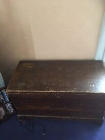 Selling a chest