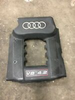 Audi s8 engine cover