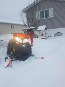 2010 arctic cat 800 mountain sled