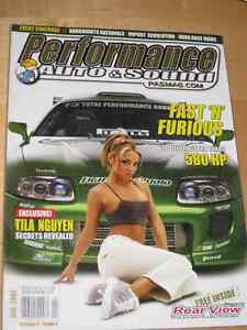 Performance Auto & Sound Magazine - December 2002