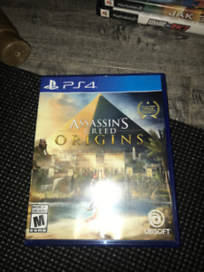 Assassins Creed Origins for PS4