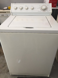 Whirlpool washer and dryer in great condition for sale!