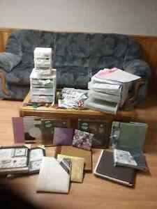 Scrap booking supplies Peterborough Peterborough Area image 1